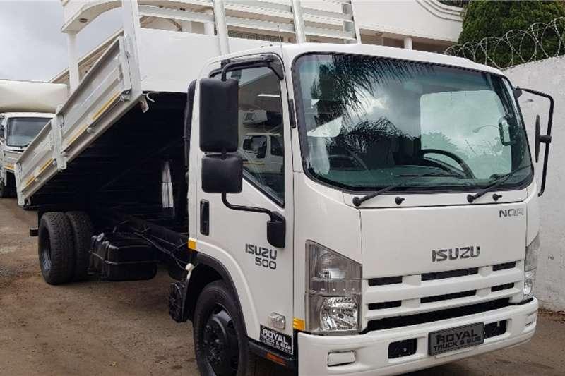 Isuzu Truck Tipper NQR500 2016