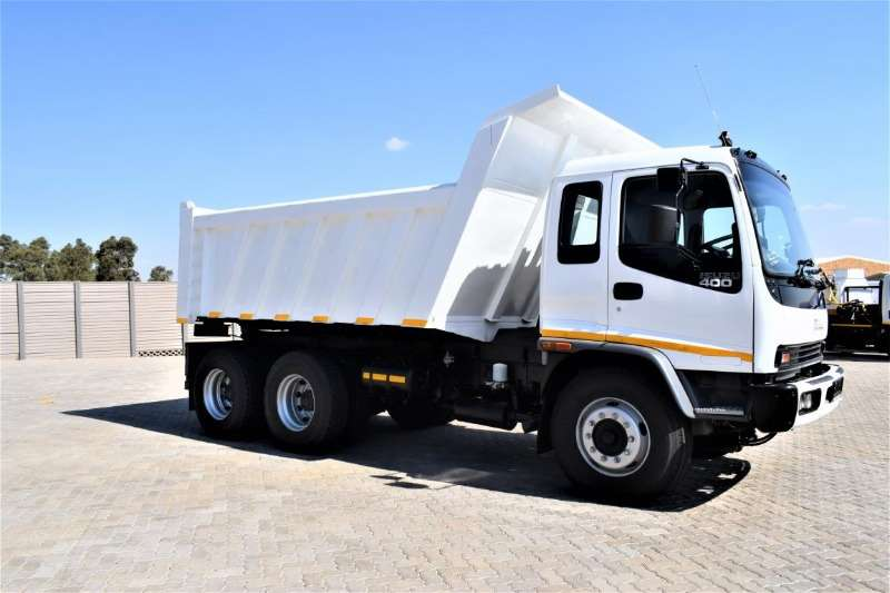 Isuzu Truck Tipping Body FVZ 1400 Turbo 6X4 ( 10 Cubic ) 2009