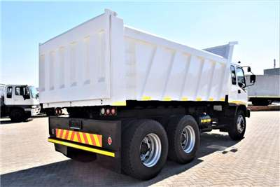 Isuzu Tipping body FVZ 1400 Turbo 6X4 ( 10 Cubic ) Truck
