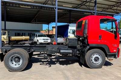 Isuzu FTR 850 F/C T/T Truck tractors