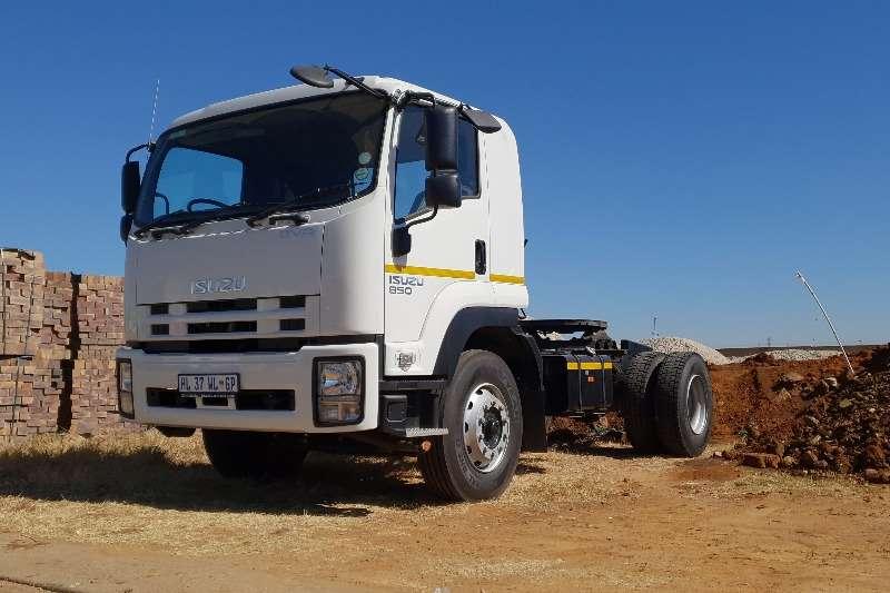 Isuzu Truck tractors Single axle FTR 850 TT 2020