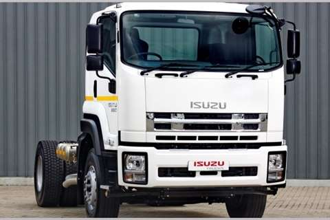 Isuzu Truck tractors Single axle NEW GXR 40 360 Truck Tractor 2020