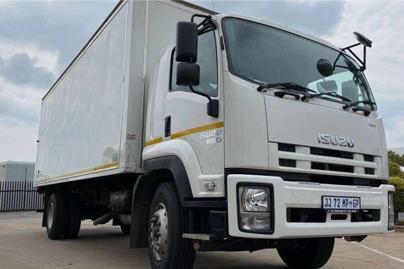 Isuzu Truck Van body 2020