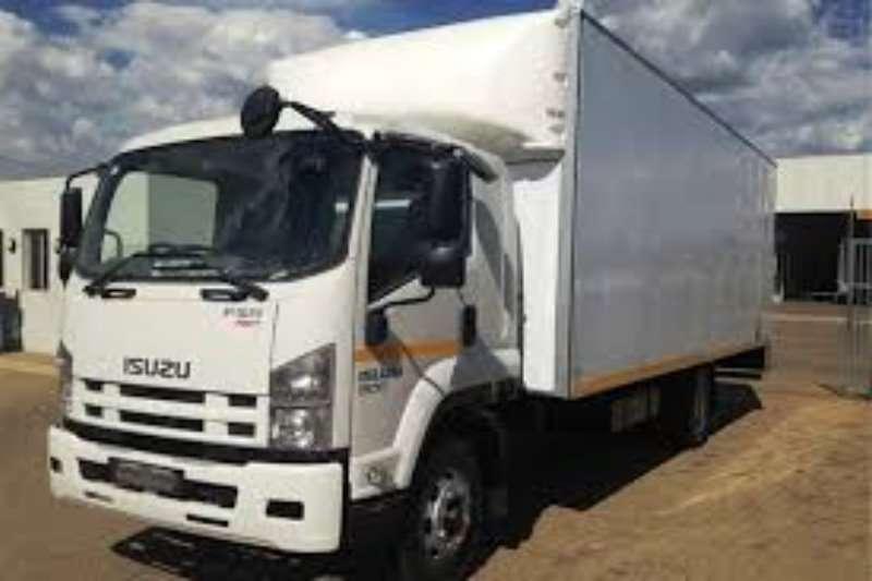 Isuzu Van body FSR 800 Van Body Truck