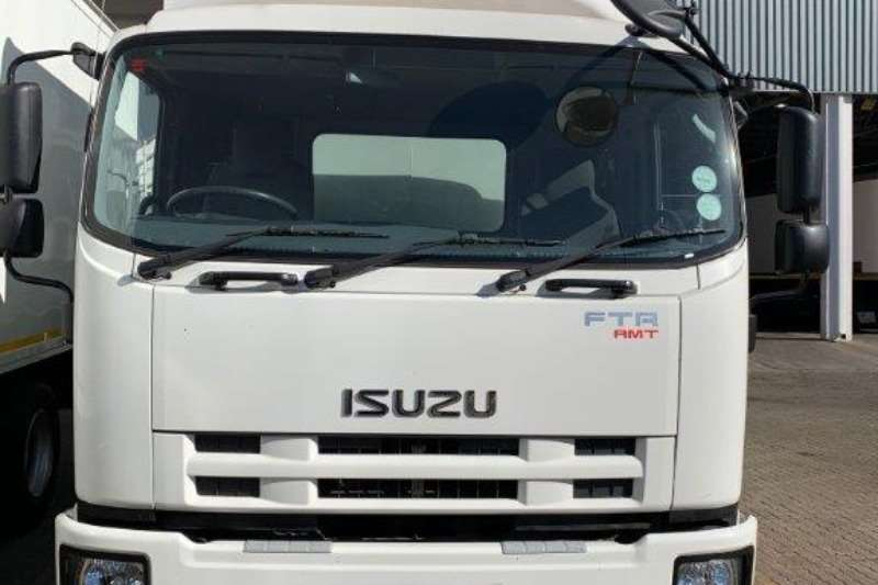 Isuzu Truck Van body FTR 850 AMT 2018