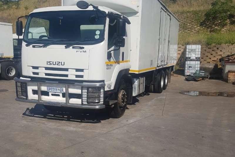 Isuzu Truck Van body FVM 1200 2013