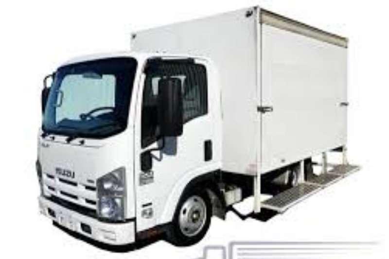 Isuzu Truck Van body NLR 150 2020
