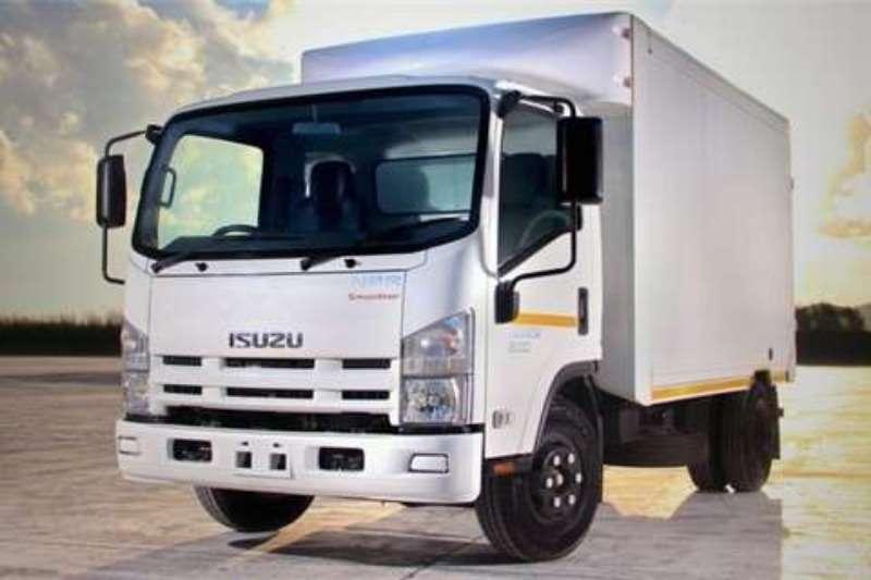 Isuzu Truck Van body NPR 300 AMT 2020