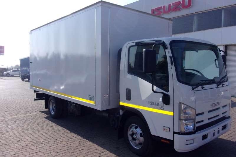 Isuzu Truck Van body NPR 400 AMT 2020