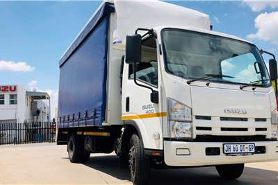 Isuzu Truck Van body NPR 400 Manual 2019