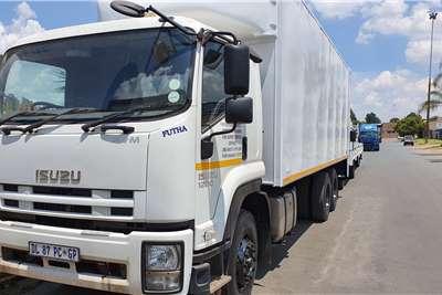 Isuzu Truck Volume Body FVM1200 2014