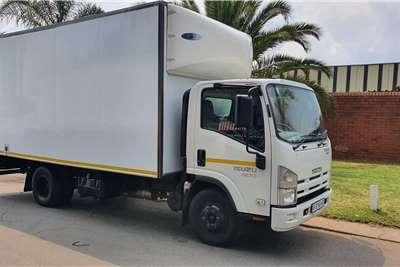 Isuzu Truck Volume Body NPR400 AMT 2019