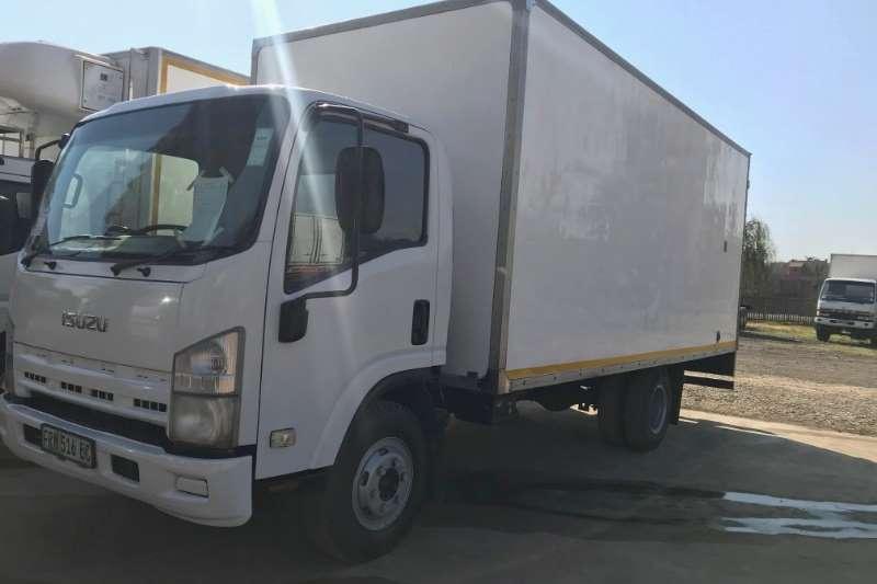 Isuzu Volume body trucks for sale in South Africa on Truck