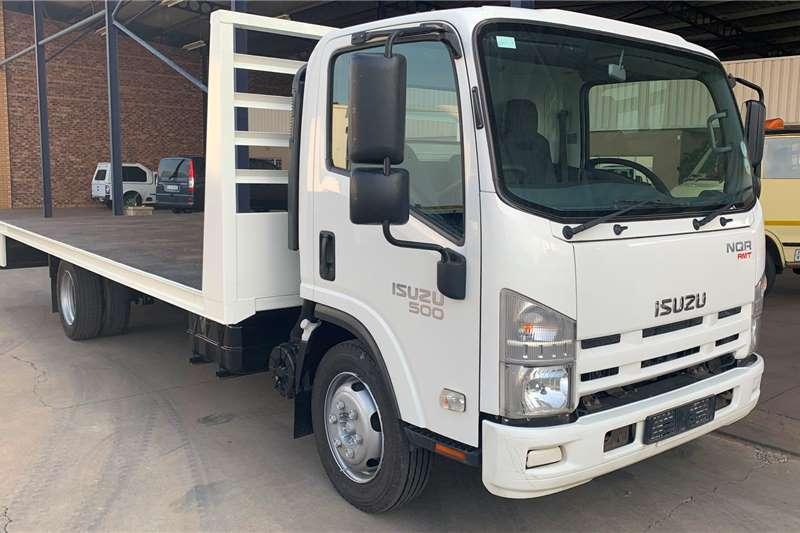 Isuzu Truck Volume body NQR 500 AMT F/C Flat Deck 2017