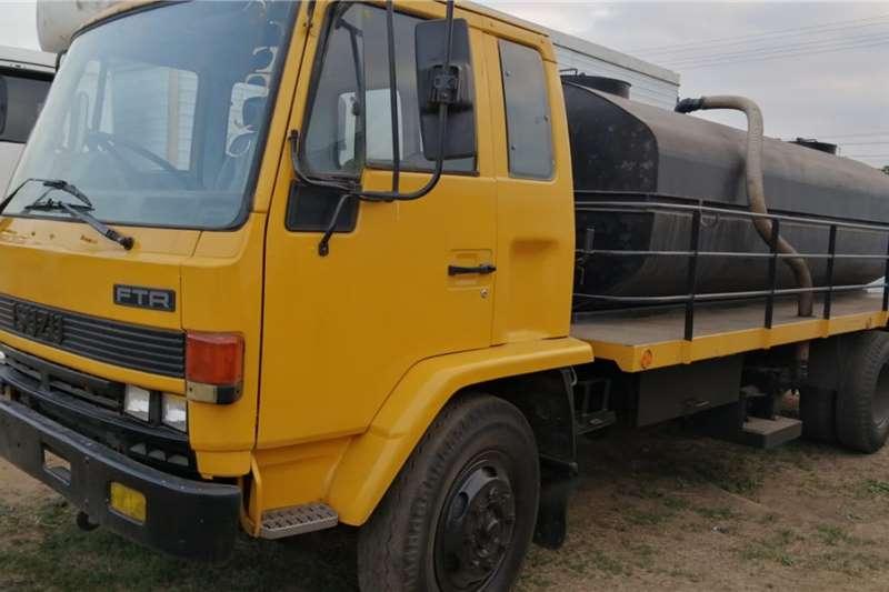 Isuzu Truck Water tanker F8000 8000L Water Tanker 1992