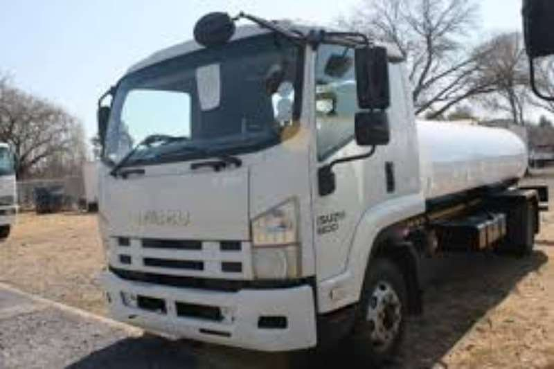 Isuzu Truck Water tanker FSR 800 SWB Water Tanker 2019