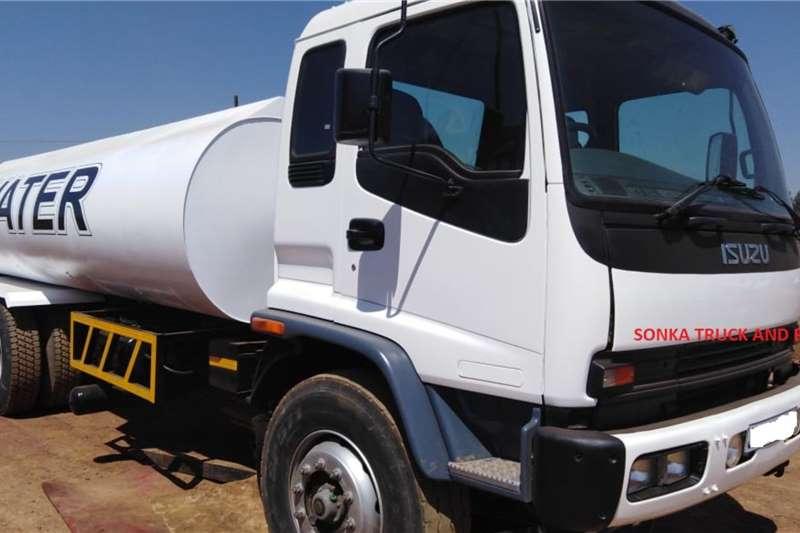 Isuzu 16,000LT ISUZU WATER TSNKER Water bowser trucks
