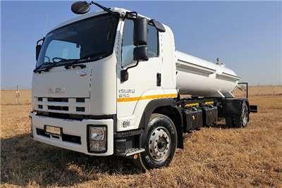Isuzu FTR 850 AMT ( Construction ) Water bowser trucks