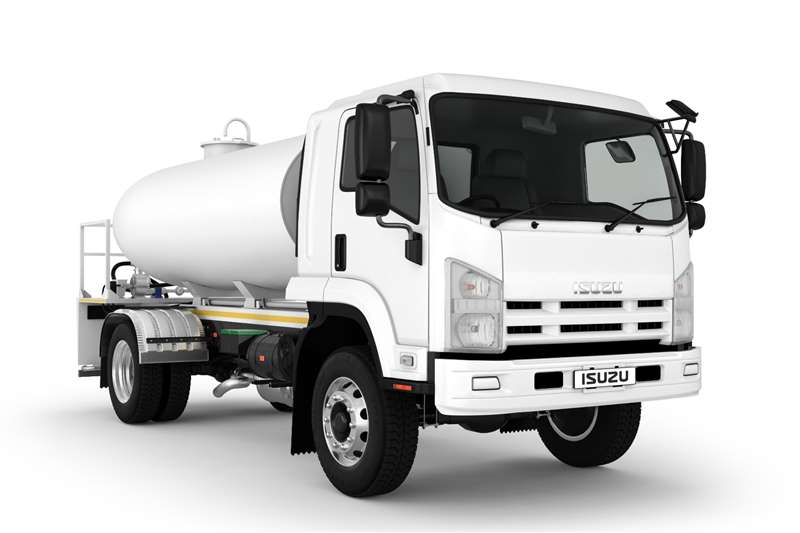 Isuzu Water bowser trucks FTR 850 Manual 2020