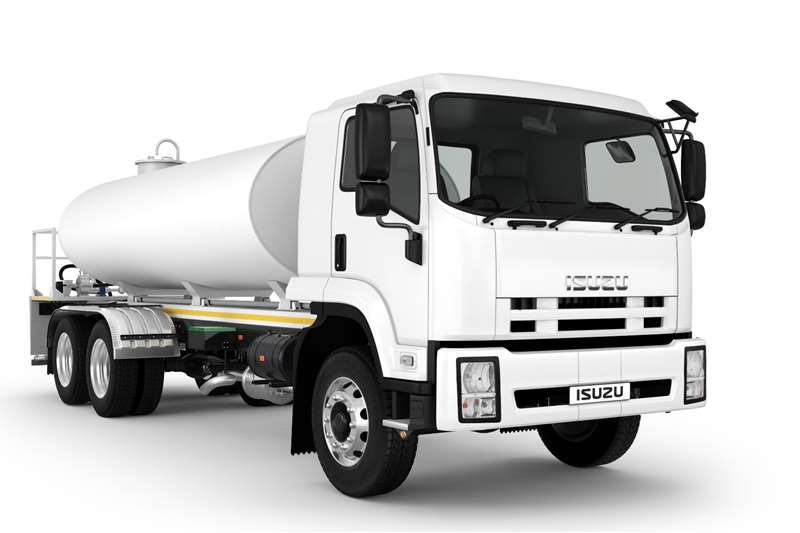 Isuzu Water bowser trucks FVZ 1400 Manual 2020