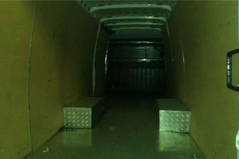 Iveco Iveco Daily 16 cube panelvan Box trucks