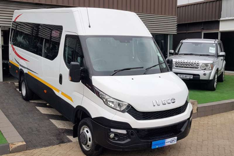 Iveco Buses 22 seater DAILY 50C15C16 F/C P/V 2018