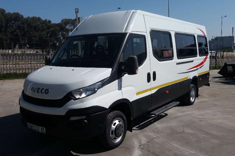 Iveco Buses 23 Seater 50c15v15 2017