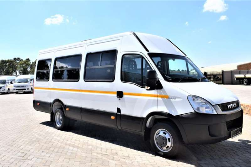 Iveco Buses 23 seater Daily 50C15V 2014