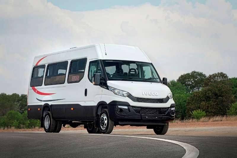 Iveco Buses 23 seater New Iveco Daily 23 Seater Bus 2019