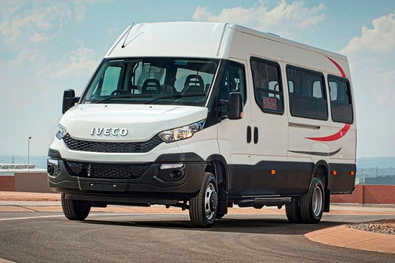 Iveco Buses 23 seater New Iveco Daily 23 Seater Bus with bonded windows 2020