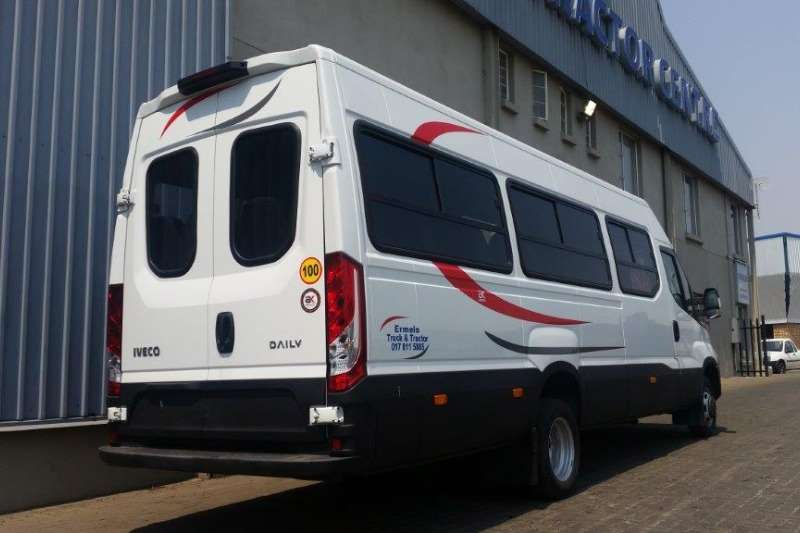 Iveco Buses 26 seater New Iveco Daily 26 Seater Bus 2020
