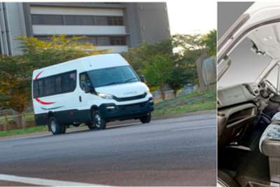 Iveco Iveco Daily 23+1 Taxi 50C Buses