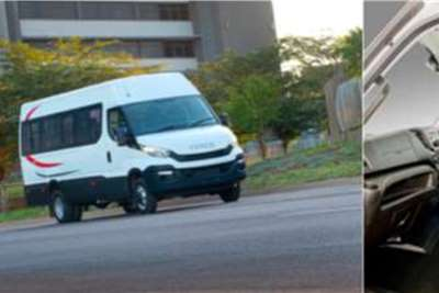 Iveco Iveco Daily 25+1 Taxi 65C Buses