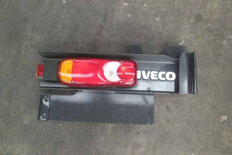 Iveco EuroCargo Tail Piece