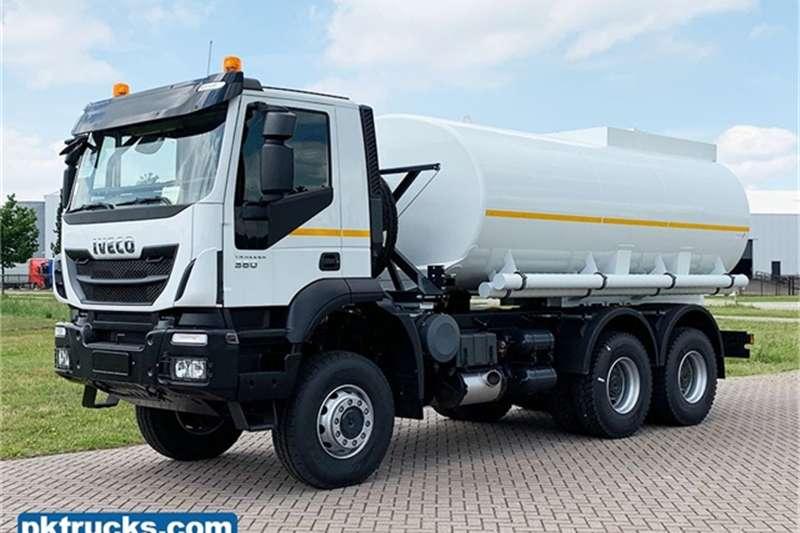 Iveco Fuel tanker