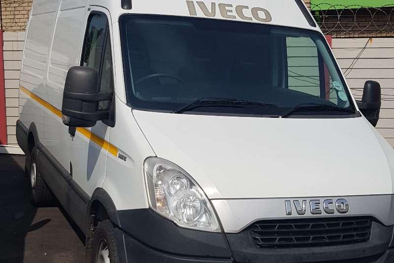 Iveco LDVs & panel vans Iveco 35 S15.V12 Panelvan 2015