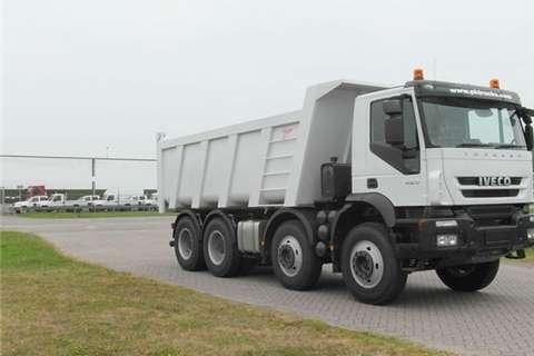 2020 Iveco  New Iveco Trakker 420hp 8x4
