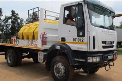 Iveco 4x4 EUROCARGO 140 E24 Tanker trucks