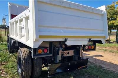 Iveco 150E21 6 cube Tipper Tipper trucks