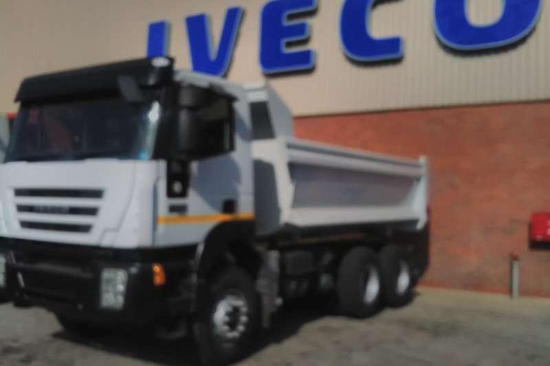 Iveco Tipper trucks Iveco 6 x 4   682 Tipper