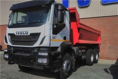 Iveco Iveco 6 x 4 Tipper Tipper trucks
