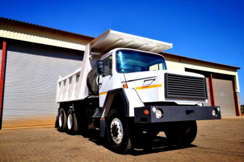 Iveco Tipper trucks Iveco Tipper 6x6
