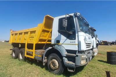 Iveco IVECO TIPPER STRIPPING FOR SPARES Tipper trucks
