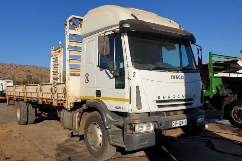 Iveco Truck Cattle Body Iveco Eurocargo 160E24 Cattle Body/ Dropsides 2013