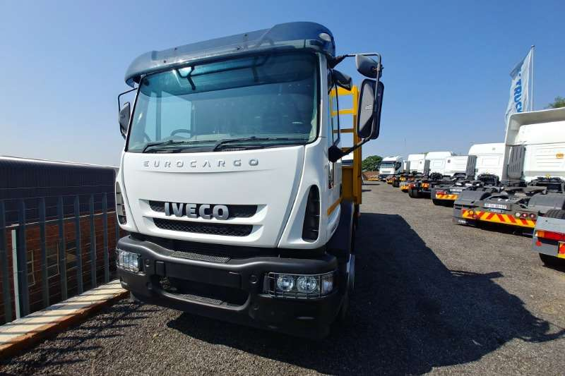 Iveco Truck Chassis cab Eurocargo 150E22 7.5 Ton Dropside 2019