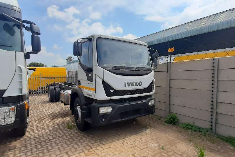 Iveco Truck Chassis cab Eurocargo 160   240 2020