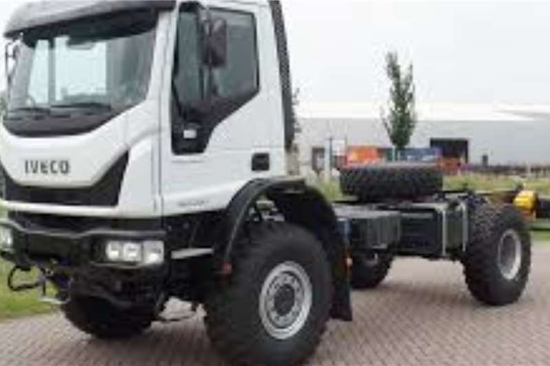 Iveco Truck Chassis cab Iveco Eurocargo 4x4   ML 140 E 24 W 2019