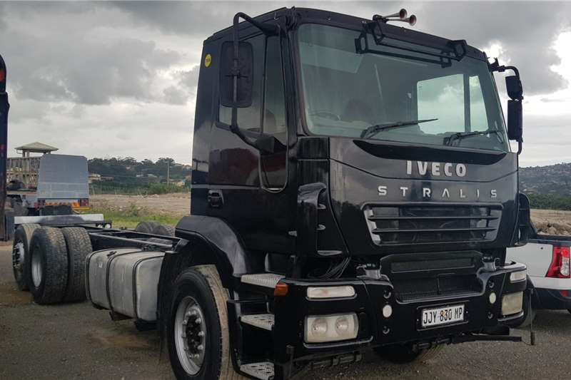 Iveco Truck Chassis cab STRALIS 400 2006