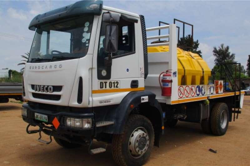 Iveco Truck Diesel tanker 4x4 EUROCARGO 140 E24 2017