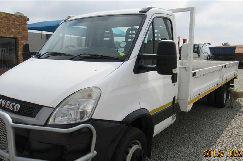 Iveco Truck Dropside Daily 2010